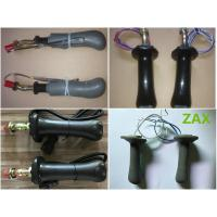 Quality Plastic Komatsu Excavator Spare Parts Excavator Joystick Handles Working Control for sale