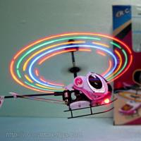 Wholesale 3CH RC Mini Helicopter with Lights (RH-807) from china suppliers