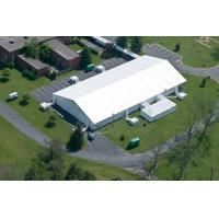 Wholesale 30mx50m White Cover European Style Marquee Tents , Large Span Event Canopies from china suppliers