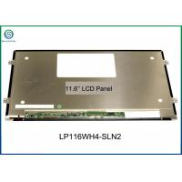 Wholesale Tablet / Pad 11.6'' LG LCD Display Panel A-Si TFT LCD Panel Brightness 400 Cd / M2 from china suppliers