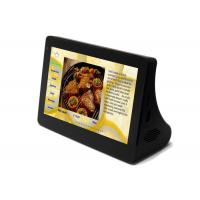 Wholesale Restaurant Table Top Tablets Touch Screen Food Ordering System , Black from china suppliers