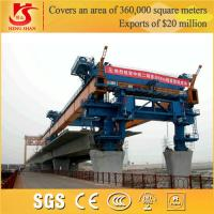 Wholesale 100T Trussed type Bridge Launching Girder bridge launching girder from china suppliers