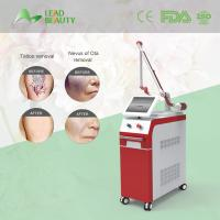 Wholesale Verticle 1064 nm 532nm nd yag laser machine for tattoo  removal and skin whitening from china suppliers