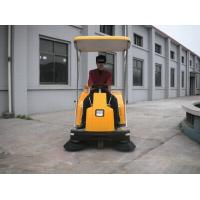Quality warehouse street sweeping machine for sale