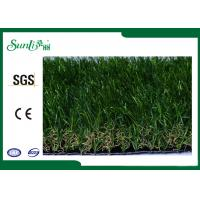 Wholesale Green And Yellow Decorative Landscape Grasses Turf 40mm Gauge 5/8 from china suppliers