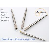 Quality Stainless Steel Microblading Blades Eccentric Holder for Autoclave Sterilization for sale