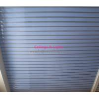 Wholesale 85/135mm Strip Ceiling With Small Linear U Shape Aluminum Colorful Ceiling Tiles from china suppliers