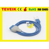 Wholesale 2002592-002 SpO2 Extension cable 11pin to DB9 female Compatible with Nellcor sensor for patient monitor from china suppliers