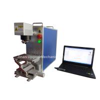 Wholesale Portable Fiber Laser Marking Machine for Metal Materials Marking from china suppliers