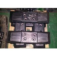 Wholesale Smooth Ride Chain On Small Rubber Pads 450mm Width Reduce Vibration For Komatsu PC78 from china suppliers
