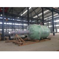 Quality Petrochemical , chemical glass lined reactors with corrosion protection materials for sale