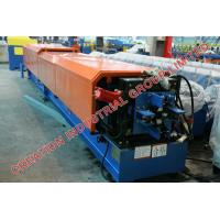 Wholesale Automatic Colored Painted Steel Downspout Roll Forming Machine 380V / 50HZ from china suppliers