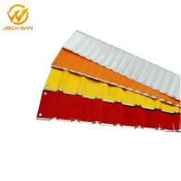 Wholesale Reflective Film 3M Diamond Grade Linear Delineator system yellow 4/6 inch from china suppliers