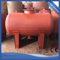Wholesale Welded Carbon / Stainless Steel Potable Water Storage Tanks Industrial Insulated from china suppliers