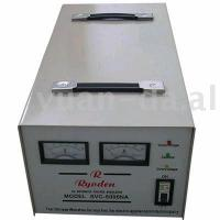 Buy cheap Servo-motor Type Stabilizer(SVC-5000VA) from wholesalers