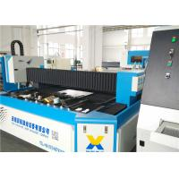 Wholesale Sheet Metal Laser Cutting Machine Fiber Laser Cutter 500W 1500 × 4200mm Cutting Range from china suppliers