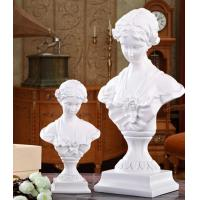 Quality Venus sculpture figures white small and large size both for sale