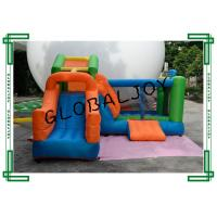 Wholesale Commercial Inflatable Combo Jumping Bouncy Castle 6mx4mx3m , EN14960 from china suppliers