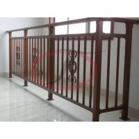 Wholesale Anti_Corrosion Custom Art Steel Combination Home Fences from china suppliers