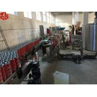 Quality Automatic Aerosol Filling Machine Production Line for Spray Paint for sale