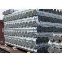 Wholesale Hot Galvanized Pipes ASTM-A53 Bs1387 GB/T3091 DIN2444 from china suppliers