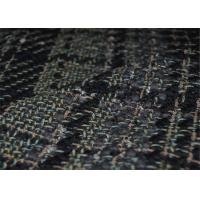 Buy cheap Latest Design Tweed Wool Fabric Breathable Tweed Upholstery Fabric For Scarf 57/58