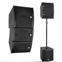 Buy cheap 2-Way Line Array Sound System For Club \Passive Mini Line array from wholesalers