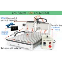 Wholesale 6040 USB 3 Axis Mini CNC Router Engraver Machine , Table Top CNC Router from china suppliers