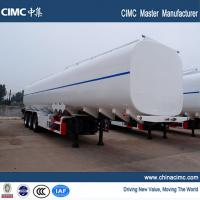 Wholesale 3 axles 60000 liters fuel tanker semitrailer from china suppliers