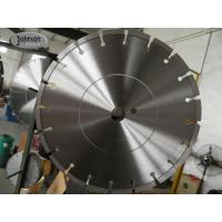 Wholesale 12inch/300mm Concrete Cutting Blades, Laser welded saw blade fro cured concrete cutting, 12mm height,  Center hole 20mm. from china suppliers