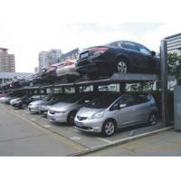 Wholesale Hot Sale 2000kg Double Car Stackers 2 Cars Easy Parking Lift Simple Parking Stacker from china suppliers