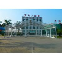 Wholesale Aluminum Frame Canopy Marquee Clear Roof Tent for Garden Wedding Party from china suppliers