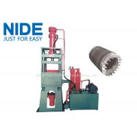 Buy cheap PLC Rotor Automatic Aluminium Die Casting Machine With Water Cooling System from wholesalers
