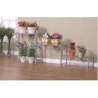 Wholesale Wonderful Metal Wire Display Rack Stands for Flower, Knock Down Style from china suppliers