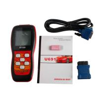 Wholesale U691 Universal Oil Reset Tools Asian / American / European Vehicles from china suppliers