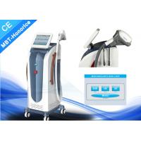 Wholesale Micro - Channel Diode Laser Hair Removal Machine Wind Cooling + Water Cooling from china suppliers