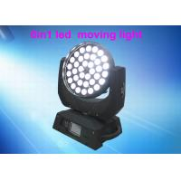 Wholesale Portable Stage Lighting DMX LED Moving Head Light for Wedding / Event / Party from china suppliers