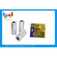 Wholesale Waterproof Plastic Film Shrink Wrap Paper Molding Processing , Moisture Resistance from china suppliers