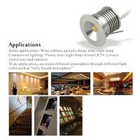 Wholesale Super Bright 3Wx6 Round Dimmable MINI LED Downlights Cabinet Light Spotlight Ceiling Light from china suppliers