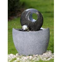 Wholesale Polished Finishing Contemporary Sphere Garden Fountain With Lights  from china suppliers