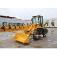 Wholesale 24kw Diesel Engine T915L Mini Front End Loader 800Kgs Rated Load 2800Mm Dumping Height from china suppliers