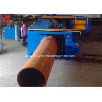 Wholesale Electron magnetic Induction Pipe Bending Machine with Hydraulic Oil Cylinder from china suppliers