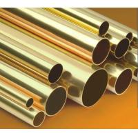 Wholesale Small Brass Tubing ASTM B111 , seamless copper pipe BS2871 from china suppliers