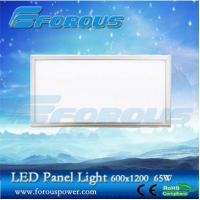 Wholesale LED Panel Light 600*1200 65W LED ceiling light Panel Light from china suppliers