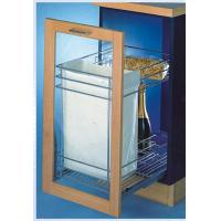 Buy cheap Metal Drawer|Dish Drawer|Cabinet Drawer|Wire Products|Pull Out Basket BDB30|BDB35|BDB40|BDB45 from wholesalers