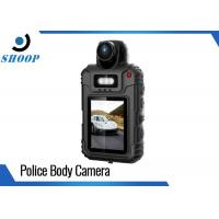 Quality Battery Powered Infrared Police Wearing Body Cameras With 6 IR Light for sale