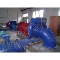 Wholesale Small Horizontal Shaft Francis Hydro Turbine 500KW For Hydropower Stations renewable energy from china suppliers