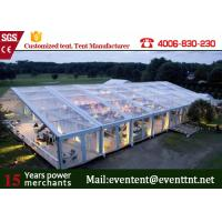 Wholesale Clear Outdoor Tent For wedding event party , Outdoor Waterproof Tent 20 Meter from china suppliers