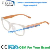 Wholesale Fashion Senior Handmade acetate Glasses Spectacles Eyeglasses Frame Unisex from china suppliers