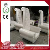Wholesale Pedicure Chair Foot Spa Massage Used Beauty Nail Salon Furniture Luxury Foot Massage Sofa from china suppliers